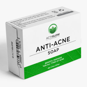 Actiglow Anti Acne Soap